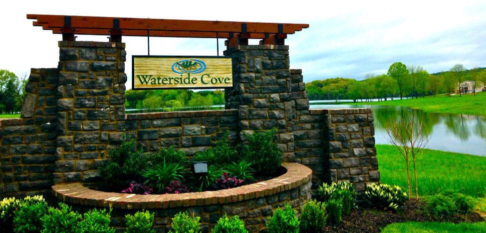 New Homes On Norris Lake Waterside Cove